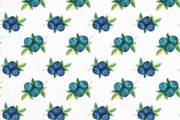 手绘蓝莓无缝背景开户送体验彩金的网站
