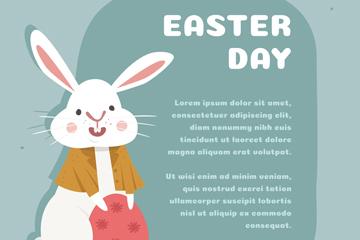 创意复活节着装兔子最新网络赌博网站