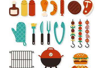 21款创意烧烤元素乐虎国际线上娱乐乐虎国际