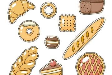 10款创意烘培食品标签最新网络赌博网站