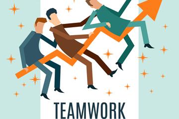 创意坐在业务增长曲线上的团队矢