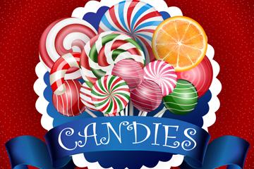 精美棒棒糖糖果设计最新网络赌博网站