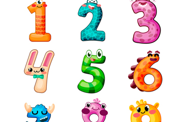 9款彩色动物数字最新网络赌博网站
