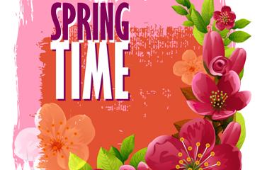 创意春季红色樱花最新网络赌博网站