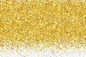 金色亮片背景矢量素材