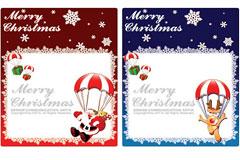 2010的圣诞节矢量素材下载