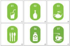 GRAPHIC餐饮和食品矢量图标