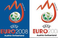 2008欧洲杯标志矢量素材