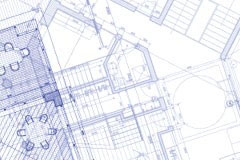 建筑平面图矢量素材
