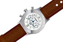 一款非常漂亮的男士手表矢量素材