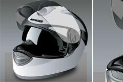 摩托车头盔矢量素材