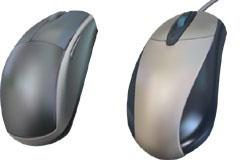 2款写实风格鼠标矢量素材