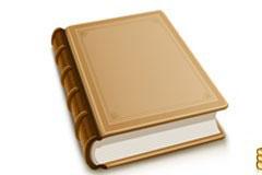 包装精美的书籍矢量素材