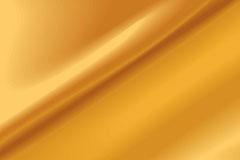 金色绸缎背景矢量素材