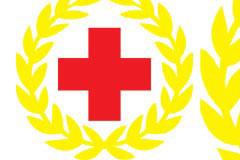 红十字会会徽矢量素材