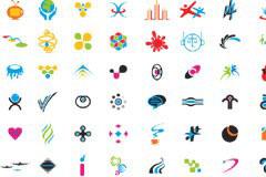 上百款实用logo图案模板设计矢量