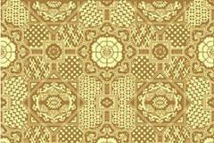 中国古典风格底纹背景矢量素材
