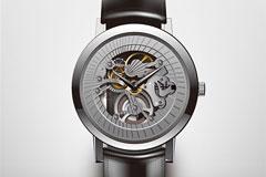 一款精美高档机械手表矢量素材