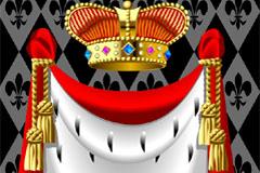 西方皇室皇冠披风矢量素材