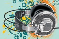 2款超酷潮流耳机插画矢量素材