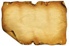 残旧牛皮纸张PSD分层素材