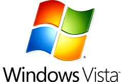 Windows Vista标志矢量素材