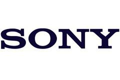 SONY索尼标志矢量素材