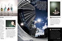 FOCUS杂志版面设计