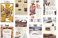 第20届全球报刊设计大赛获奖作品之一