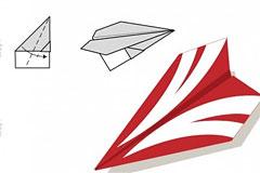 童年的梦想:纸飞机的12种折法