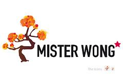 Mister Wong Top12 Logo设计