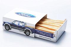 福特皮卡车创意广告欣赏