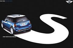 MINI Cooper创意汽车广告欣赏