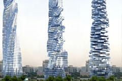 可旋转的摩天楼