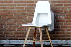 防护性桌椅