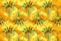 古典花纹装饰背景矢量素材