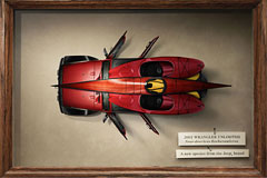 Jeep在纽约车展的广告