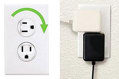 极具创意的电源插座设计
