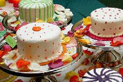 21款创意非凡的结婚蛋糕