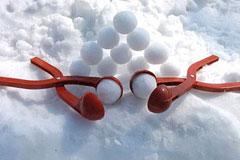 雪球器 让我们一起打雪仗吧