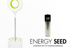 Energy Seed―让每一节干电池都散尽余晖