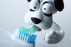很Q的挤牙膏方式