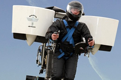 Martin Jetpack 个人飞行器