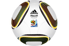 2010南非世界杯足球矢量素材