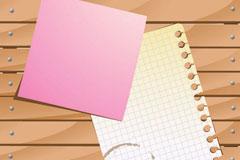 模板材质矢量素材