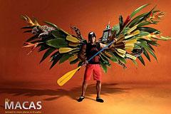 航空公司广告创意-Fly Macas
