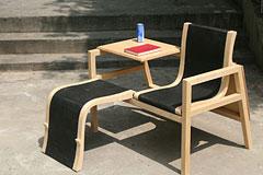 多用途折叠桌椅