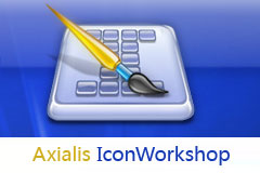 Axialis IconWorkshop�D�嗽O�工具