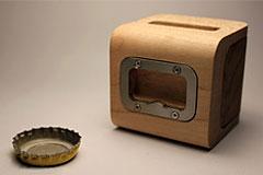 独具特色的存储开瓶器
