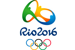 2016奥运会会标矢量素材